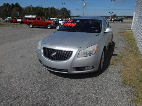 2012 Buick Regal for sale in Ebensburg, PA