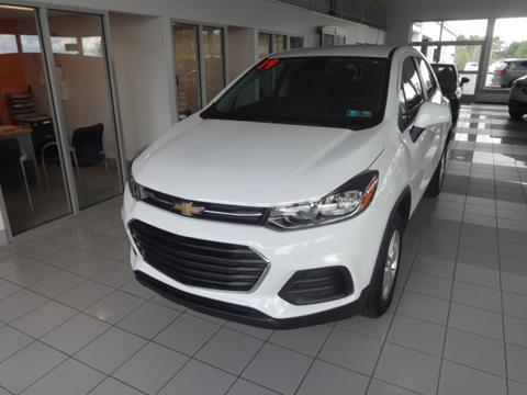 2019 Chevrolet Trax for sale in Ebensburg, PA
