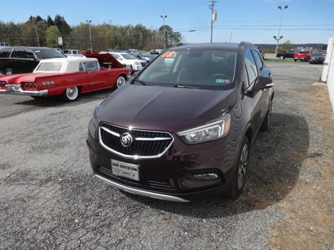 2018 Buick Encore for sale in Ebensburg, PA