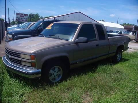 1995 Chevrolet CK 1500 Series For Sale  Carsforsalecom