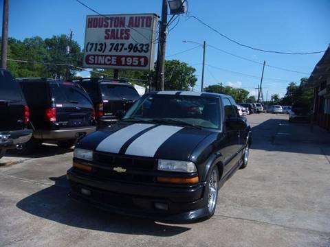 Chevrolet s 10 for sale in houston tx for Scott harrison motors houston tx