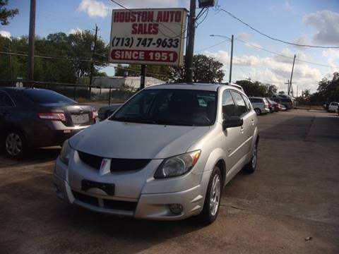 2004 Pontiac Vibe for sale in Houston, TX