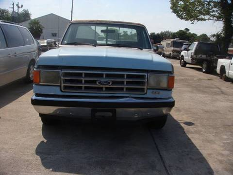 1987 Ford F-150 for sale in Houston, TX