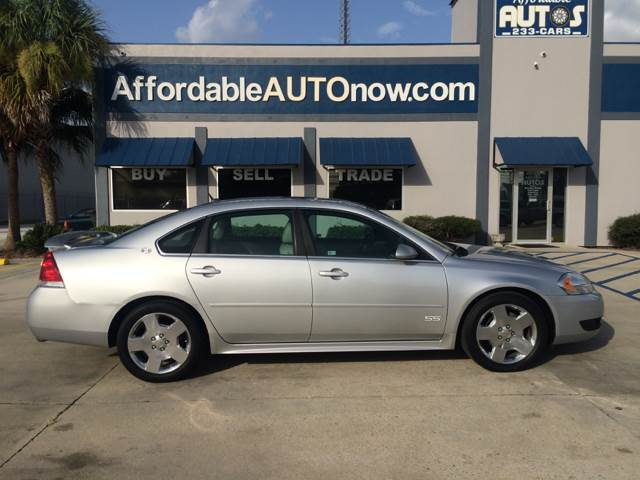 2009 chevrolet impala ss in houma la affordable autos. Black Bedroom Furniture Sets. Home Design Ideas