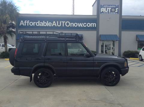 2004 Land Rover Discovery for sale in Houma, LA