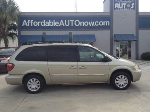 2006 Chrysler Town and Country for sale in Houma, LA