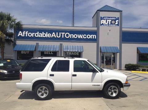 1999 Chevrolet Blazer for sale in Houma, LA