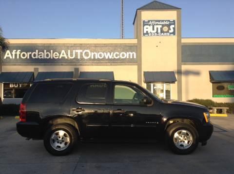 2009 Chevrolet Tahoe for sale in Houma, LA