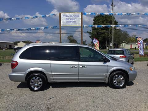 2004 Chrysler Town and Country for sale in Houma, LA
