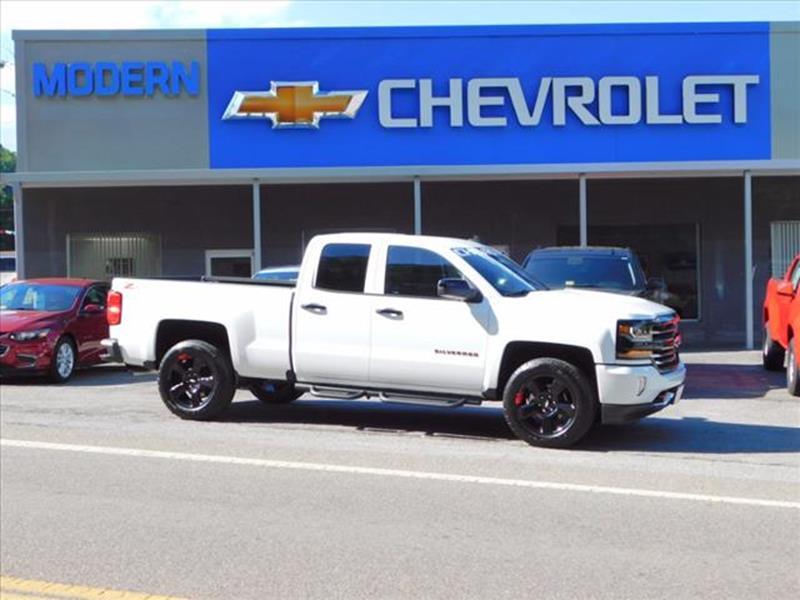 2018 Chevrolet Silverado 1500 CLOTH In Honaker VA - MODERN CHEVROLET ...