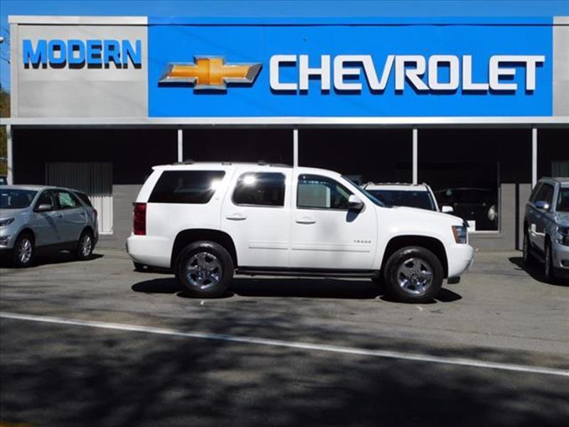 2012 Chevrolet Tahoe 4x4 LT 4dr SUV   Honaker VA