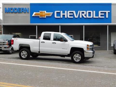 2018 Chevrolet Silverado 2500HD For Sale In Honaker, VA
