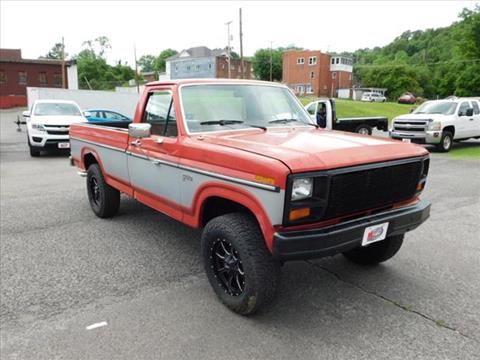 1985 Ford F-150 for sale in Honaker, VA