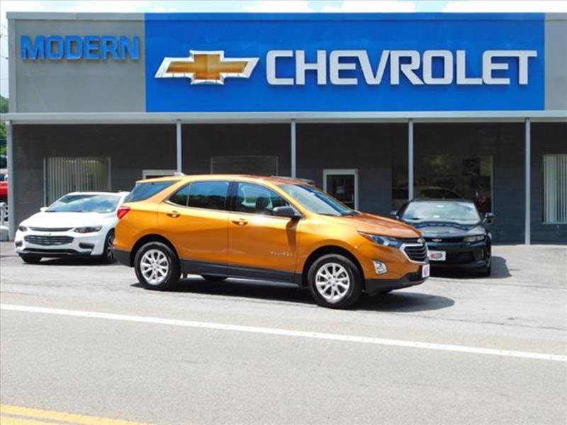 2018 Chevrolet Equinox 4x4 LS 4dr SUV W/1LS   Honaker VA