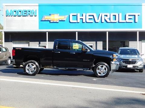 2017 Chevrolet Silverado 2500HD 10,402 Miles $36,900
