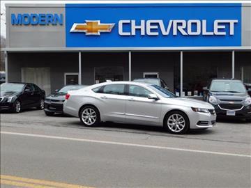 2017 Chevrolet Impala for sale in Honaker, VA