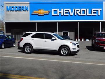 2017 Chevrolet Equinox for sale in Honaker, VA
