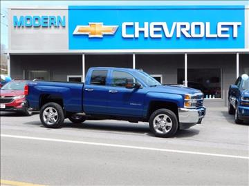 2017 Chevrolet Silverado 2500HD for sale in Honaker, VA