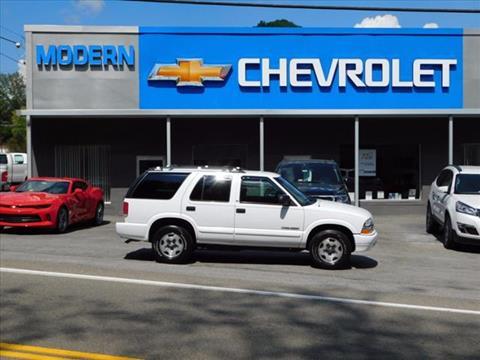 2002 Chevrolet Blazer for sale in Honaker, VA