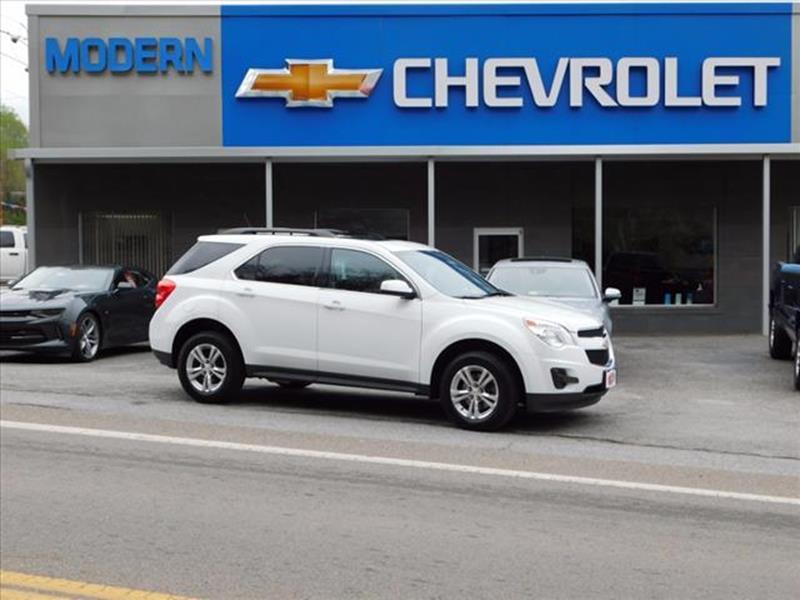 MODERN CHEVROLET SALES INC - Used Cars - Honaker VA Dealer