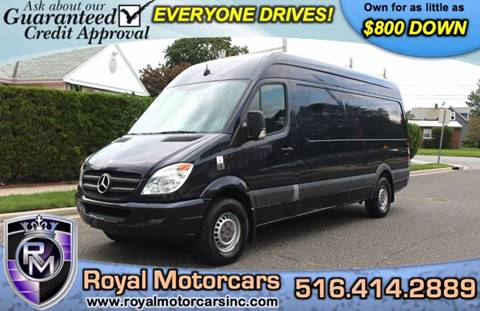 2010 Mercedes-Benz Sprinter Cargo for sale in Uniondale, NY