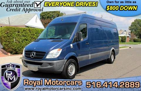 2011 Mercedes-Benz Sprinter Cargo for sale in Uniondale, NY