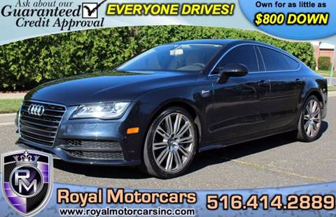 2012 Audi A7 for sale in Uniondale, NY
