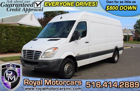 2013 Mercedes-Benz Sprinter Cargo for sale in Uniondale, NY