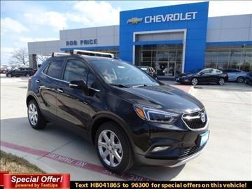 2017 Buick Encore for sale in Fredericksburg, TX