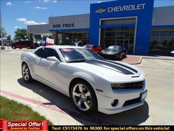 2012 Chevrolet Camaro for sale in Fredericksburg, TX
