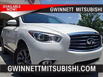 2013 Infiniti JX35 for sale in Duluth, GA
