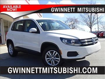 2013 Volkswagen Tiguan for sale in Duluth, GA