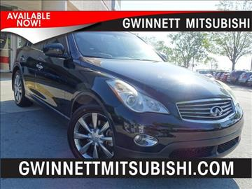 2012 Infiniti EX35 for sale in Duluth, GA