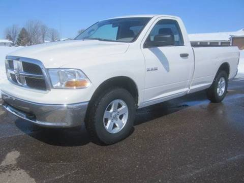 2009 Dodge Ram Pickup 1500 for sale in Clayton, WI