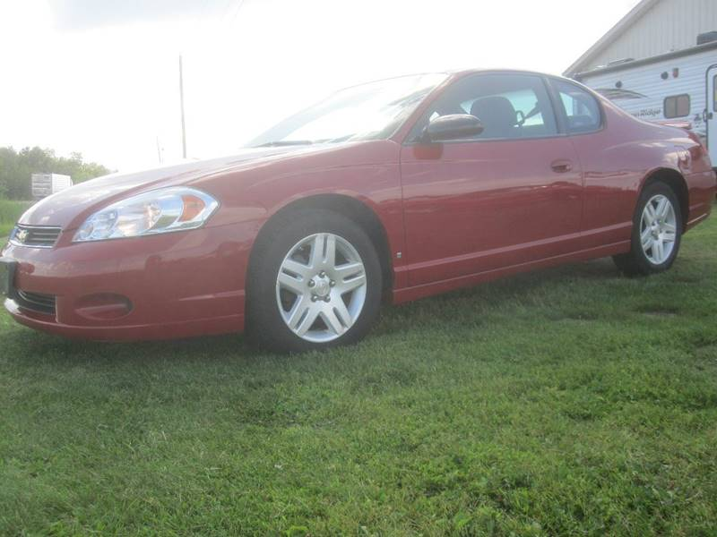 2007 Chevrolet Monte Carlo For Sale At WHEELS U0026 DEALS In Clayton WI
