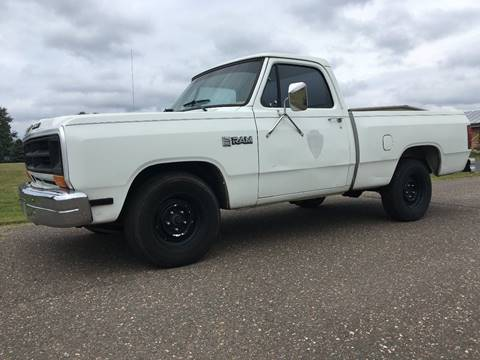 1987 Dodge D150 Pickup for sale in Clayton, WI