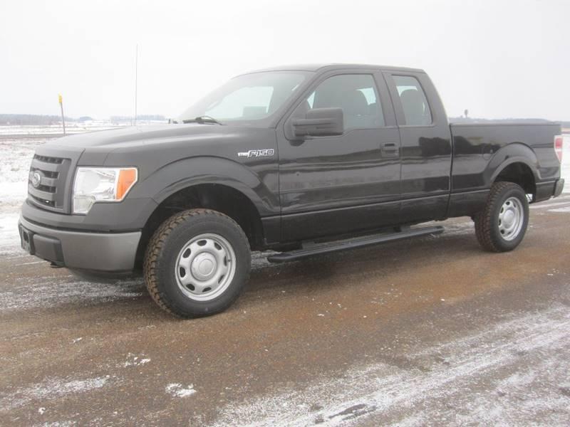 2012 Ford F 150 Xl In Clayton Wi Wheels Deals