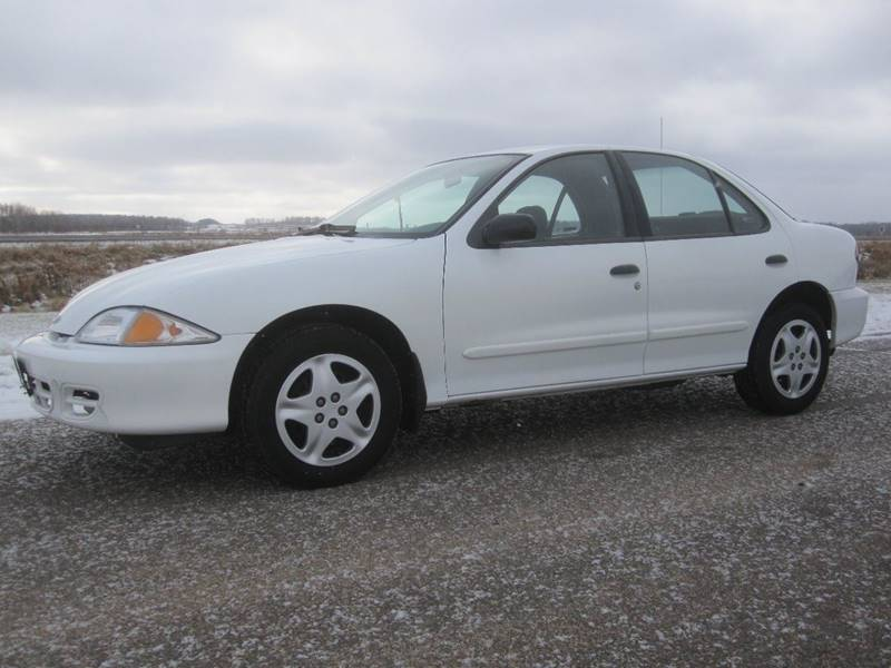 2000 Chevrolet Cavalier Ls In Clayton Wi Wheels Deals