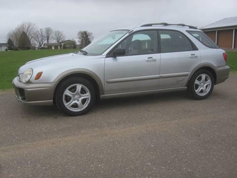 2003 Subaru Impreza for sale in Clayton, WI