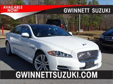 2014 Jaguar XJL for sale in Duluth, GA