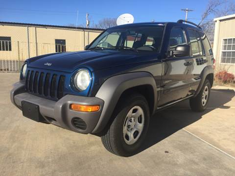 2004 jeep liberty for sale for Speedway motors lake charles