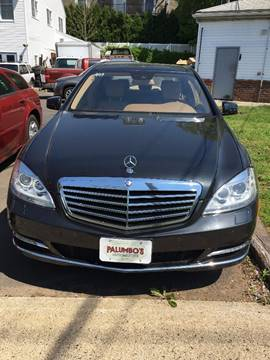 2013 Mercedes-Benz S-Class for sale at Palumbo's Automotive in Guilford CT