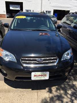 2007 Subaru Outback for sale at Palumbo's Automotive in Guilford CT