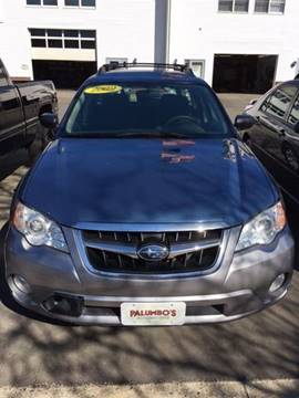 2009 Subaru Outback for sale at Palumbo's Automotive in Guilford CT