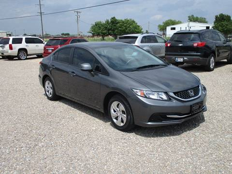 2013 Honda Civic for sale in Moore, OK