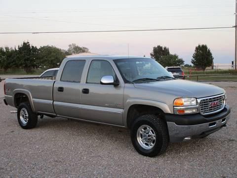 2002 GMC Sierra 2500HD for sale in Moore, OK