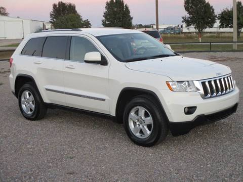 2012 Jeep Grand Cherokee for sale in Moore, OK