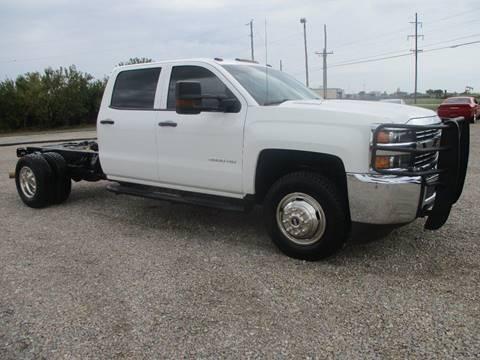2016 Chevrolet Silverado 3500HD CC for sale in Moore, OK