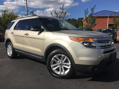2011 Ford Explorer for sale in Lawrenceville, GA