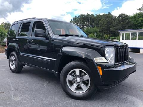 2008 Jeep Liberty for sale in Lawrenceville, GA
